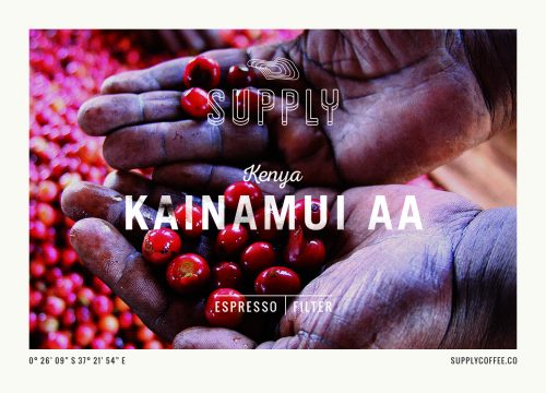 Supply Coffee - Kainamui AA Front